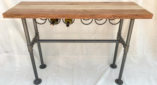 Oak Table from Reclaimed BarnWood